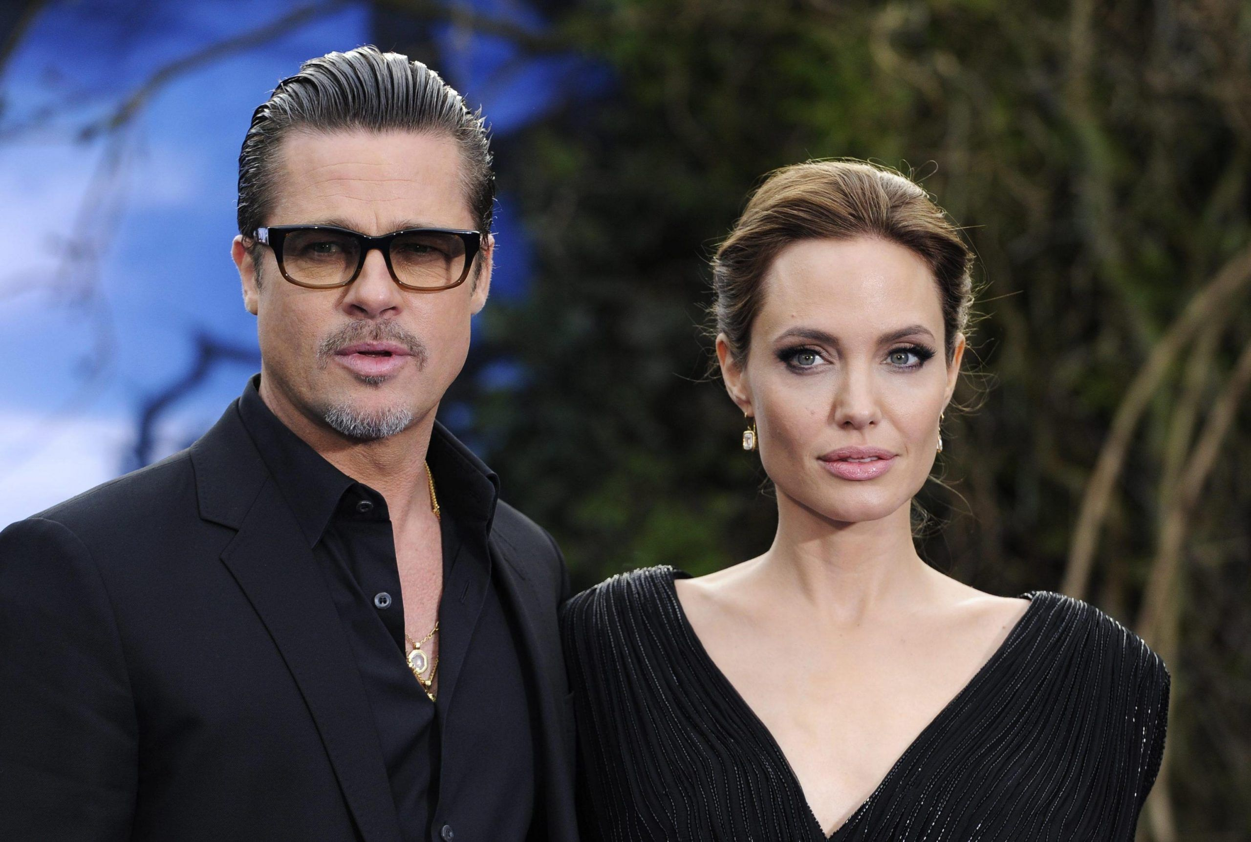 Brad Pitt e Angelina Jolie accordo