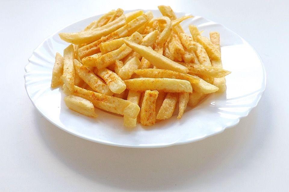 Patatine fritte: ecco la porzione giusta per non ammalarsi