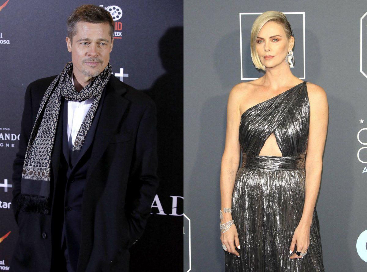 Brad Pitt e Charlize Theron stanno insieme?