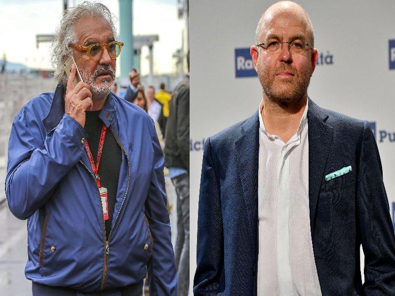 Flavio Briatore contro Massimo Gramellini: 'Mi critica? Non ha neanche la laurea'
