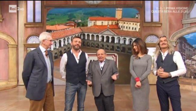I Fatti Vostri, scontro tra Giancarlo Magalli e Michele Guardí: gelo in studio