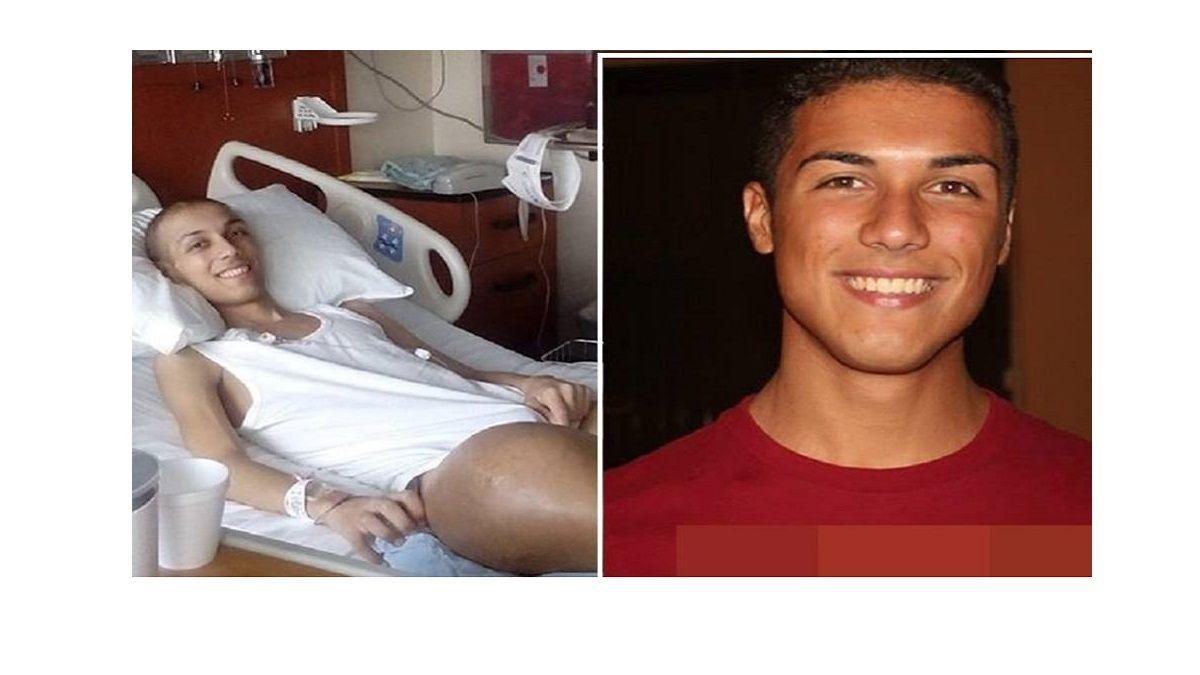Muore a 23 anni dopo una dura lotta contro un raro cancro osseo: il coraggio di Luca