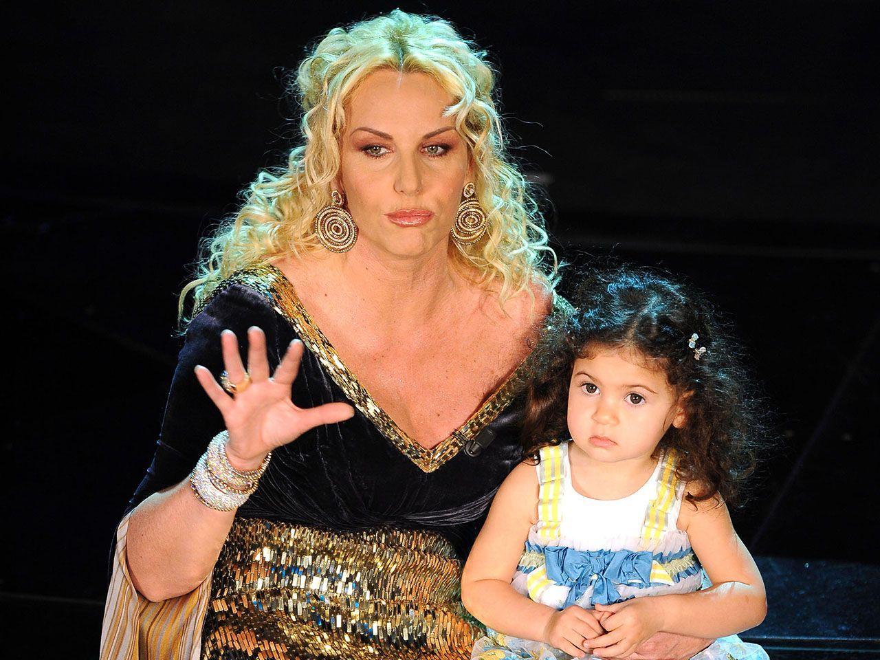 Antonella Clerici figlia Maelle