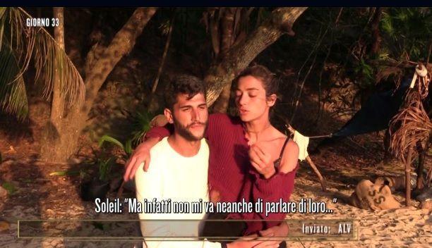 Isola dei famosi 14, Luca Vismara: 'Jeremias Rodriguez succube di Soleil'