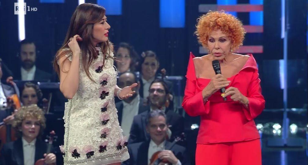 Sanremo 2019, Ornella Vanoni e lo sketch con Virginia Raffaele: 'Sono venuta aggratis'