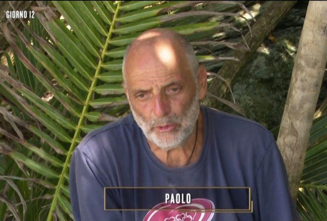 Paolo Brosio Isola dei Famosi 14