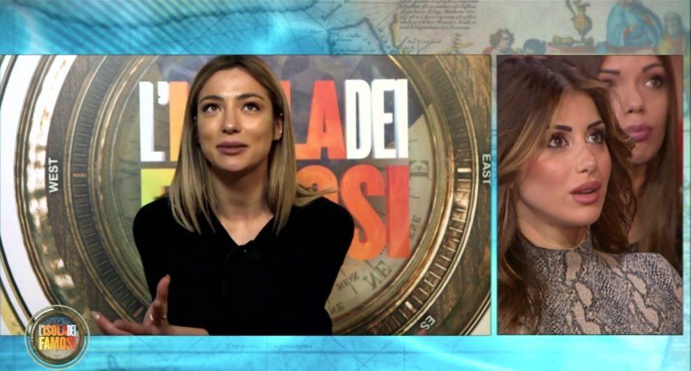 Isola 14, Soleil Sorgè: 'Bettarini è un tipo che mi piace'. Nicoletta Larini furiosa