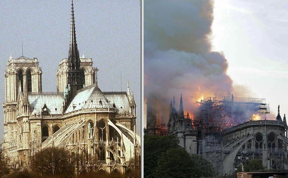 Notre Dame, cosa resta della cattedrale di Parigi?