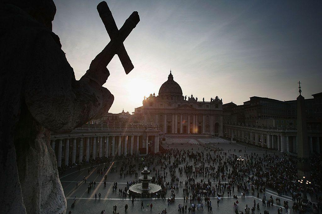 Vaticano piazza