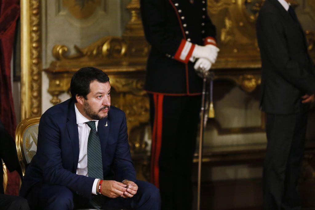 Matteo Salvini, caso Gregoretti