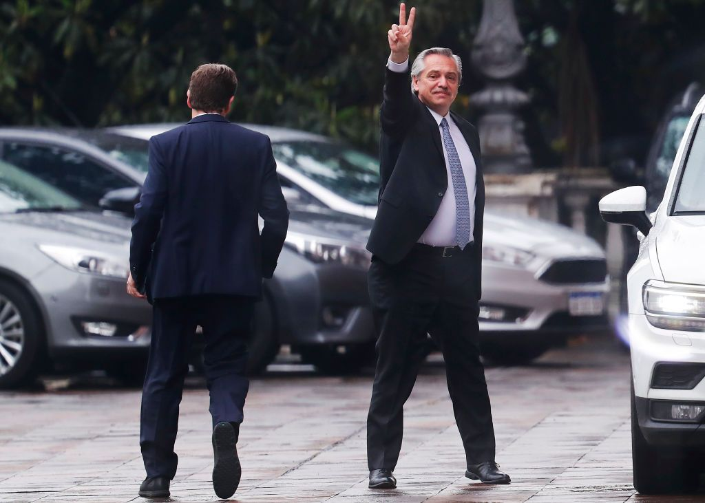Elezioni Argentina 2019: vince Alberto Fernández