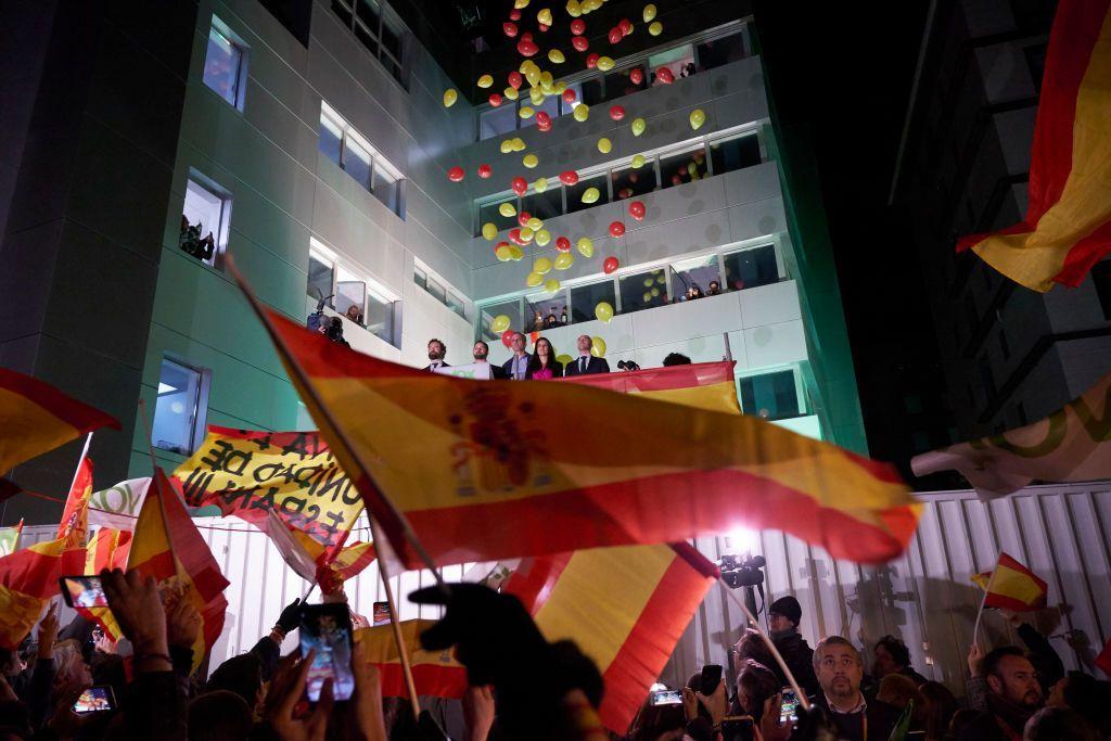Elezioni Spagna novembre 2019