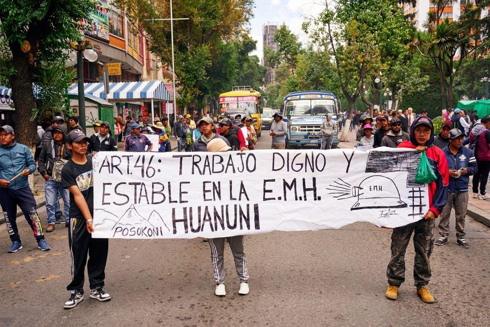 Rivolta Sud America