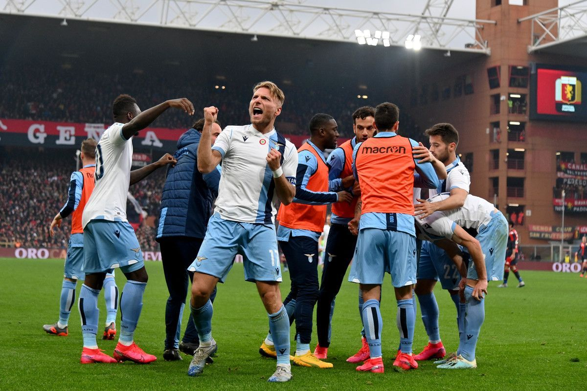 25^ Giornata Serie A