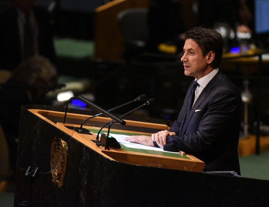 Riforma processo penale, Giuseppe Conte