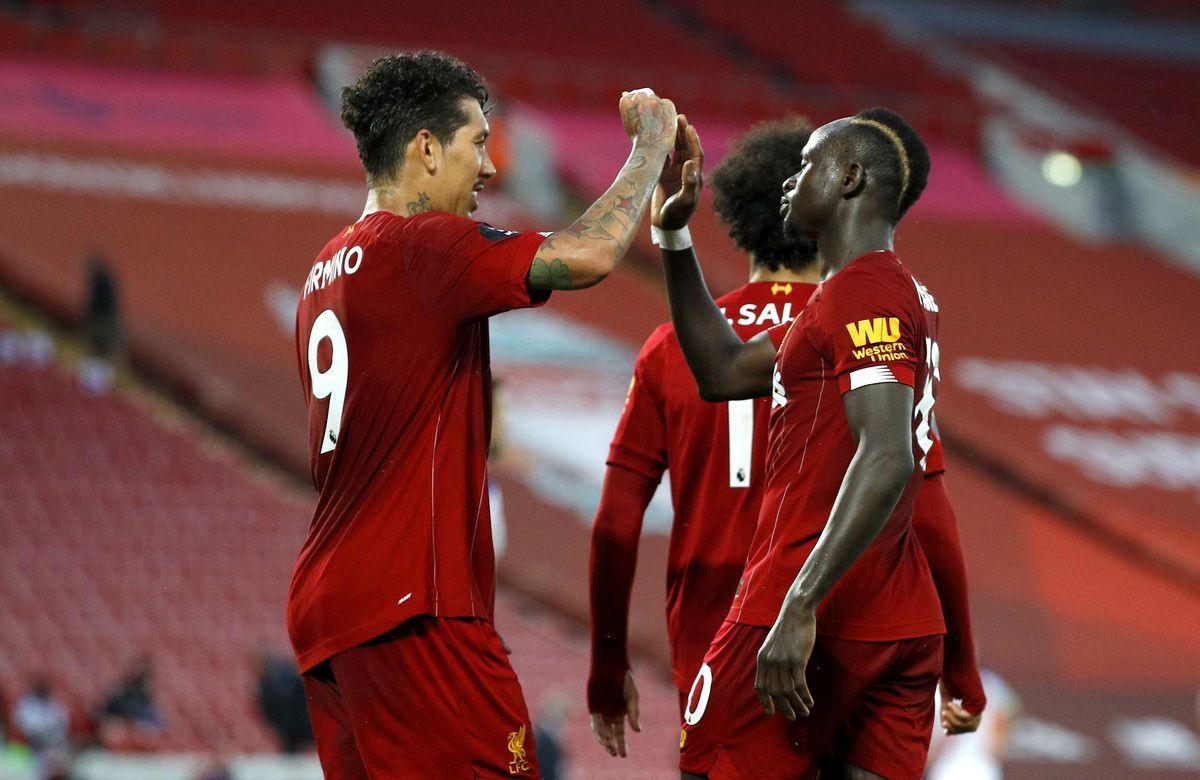 Liverpool campione d'Inghiletrra