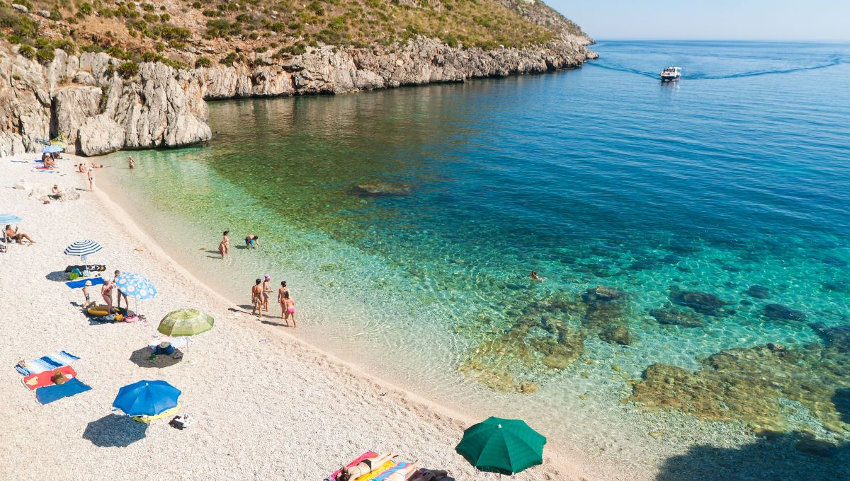 Spiagge sicure estate 2020
