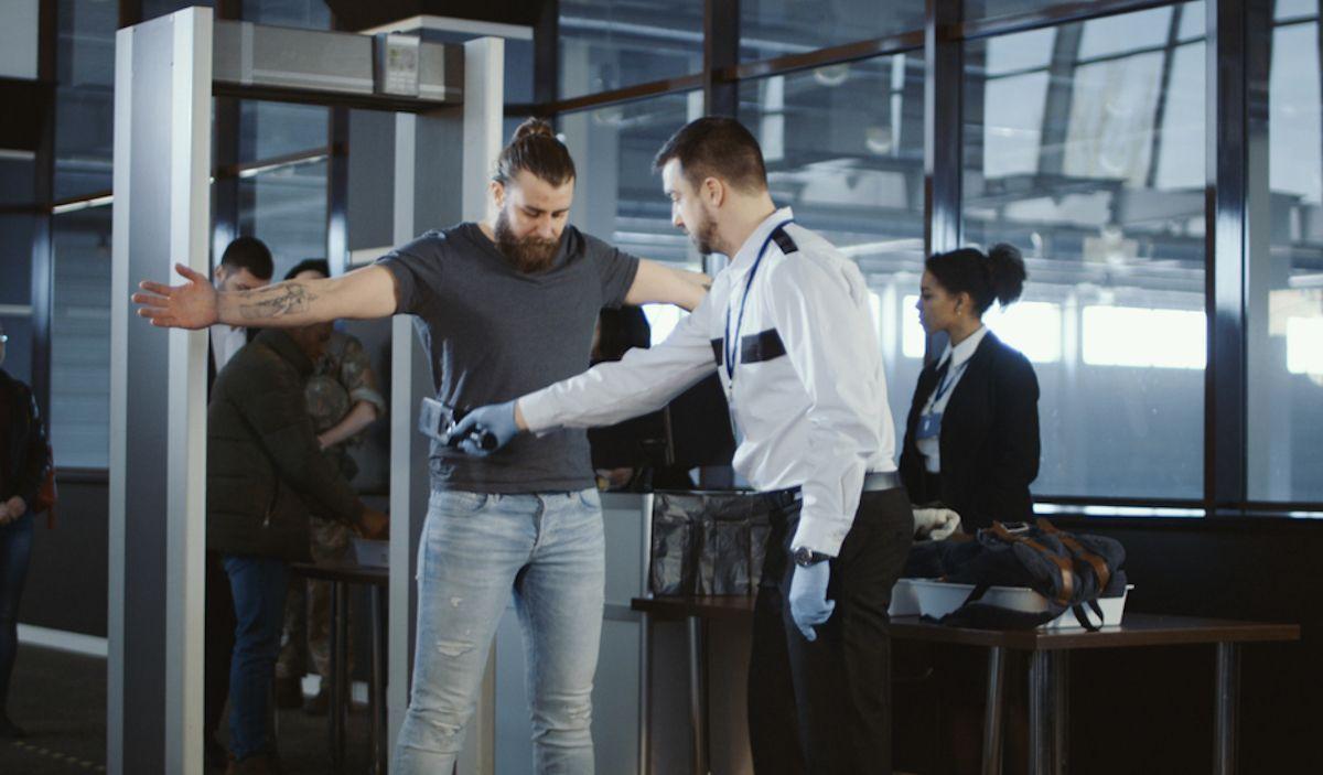 Viaggiare in aereo in sicurezza