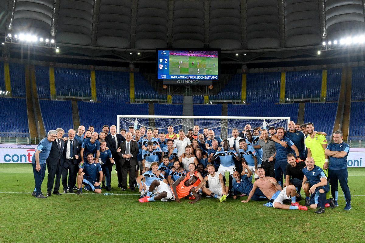 Lazio certa del 4° posto, ma Napoli e Roma possono ancora rovinare la festa Champions