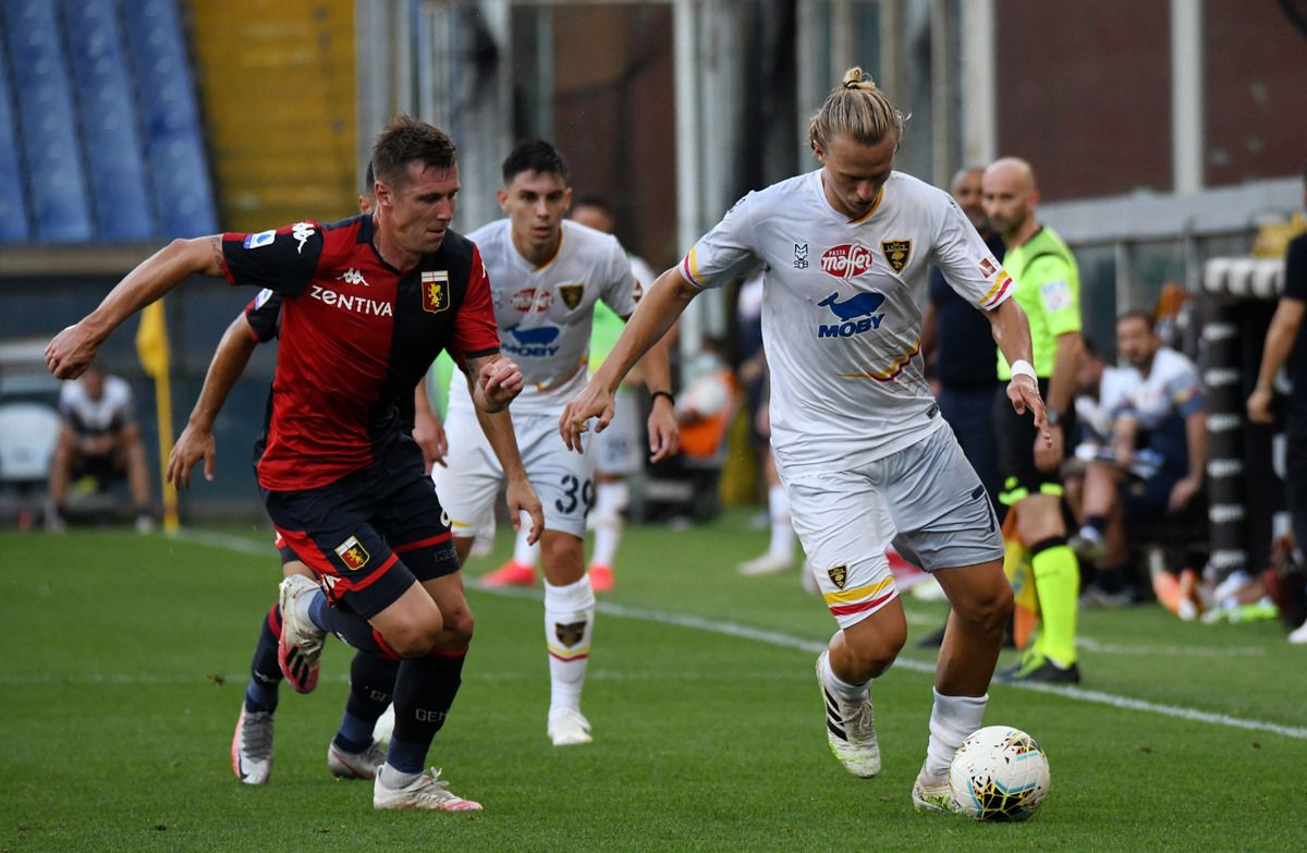 Serie A: si salva il Genoa, Lecce in Serie B