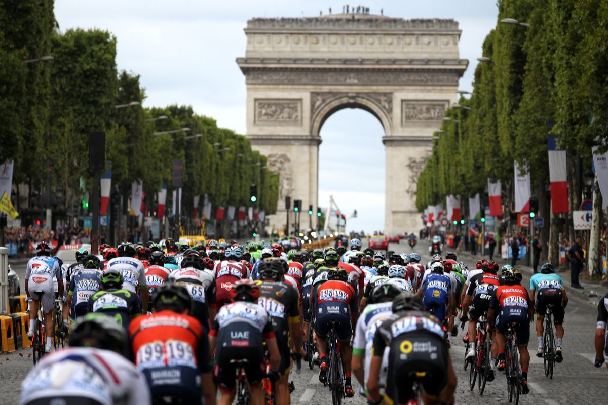 Tour de France, al via la prima edizione virtuale