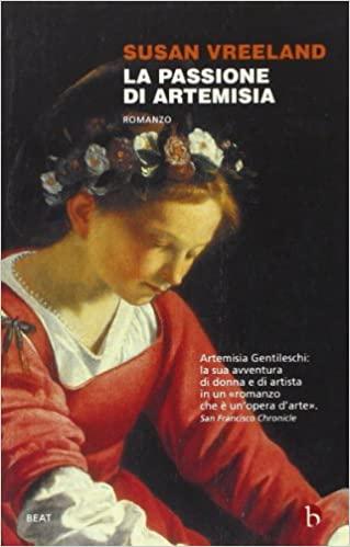 Artemisia Gentileschi Libro