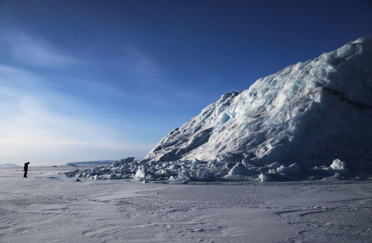 Artico, cambiamenti climatici
