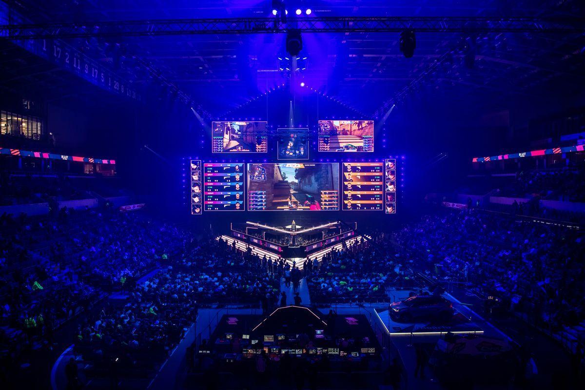esports palestra virtuale