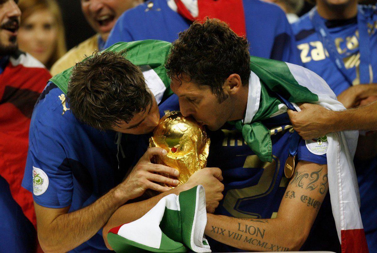 Italia campione del mondo 2006, cosa fanno oggi i protagonisti