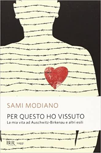 Libro di Sami Modiano