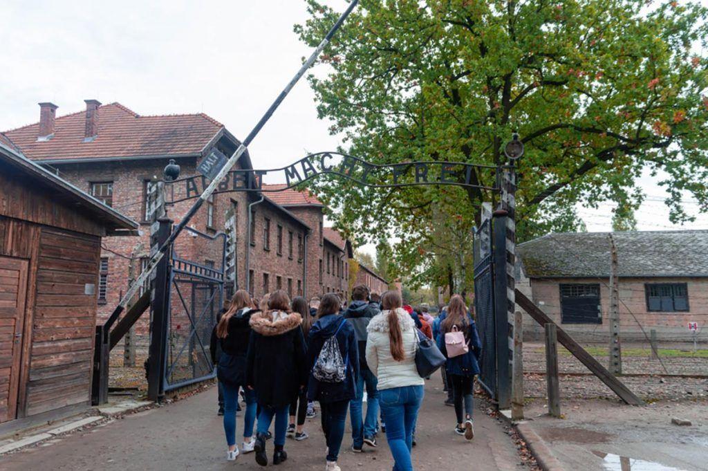 Studenti Auschwitz