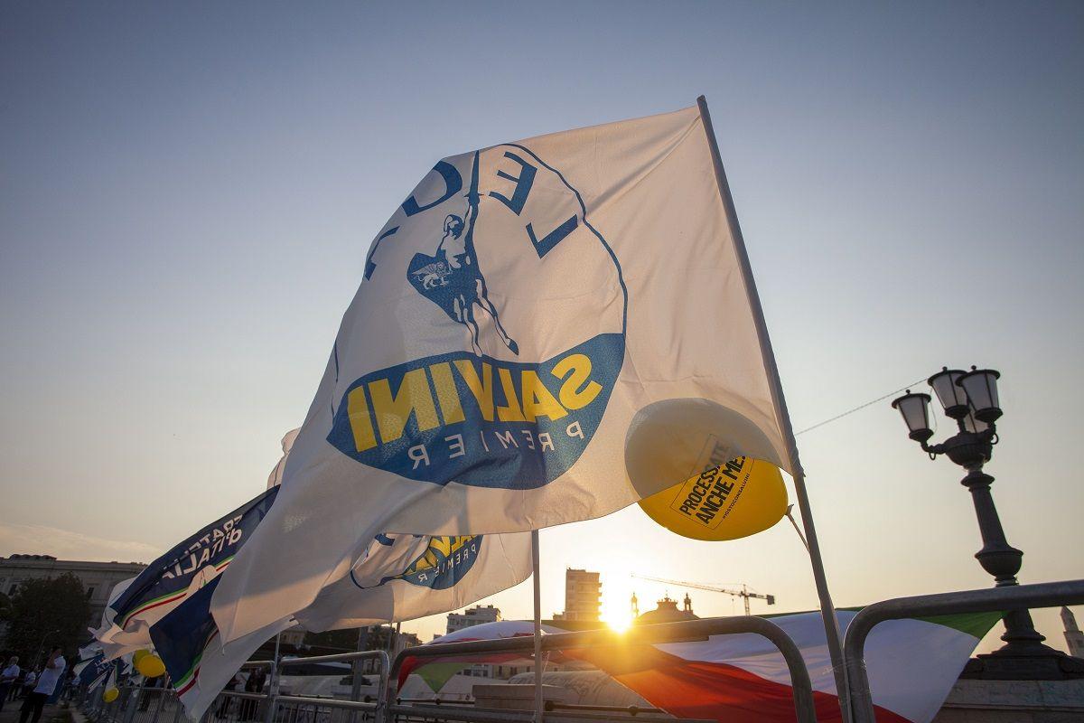 Bandiera della Lega