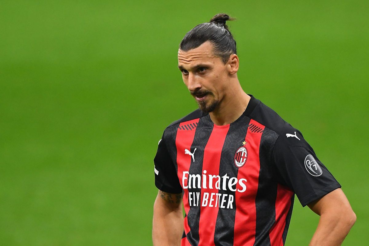 Milan, Zlatan Ibrahimovic positivo al Covid-19: l'annuncio del club