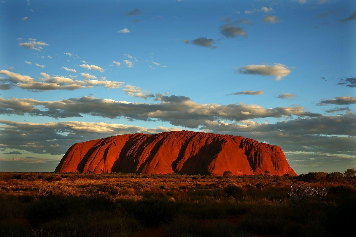 Sito Uluru Australia