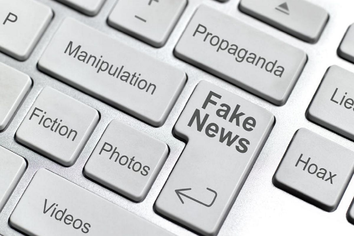 Tasto Fake News