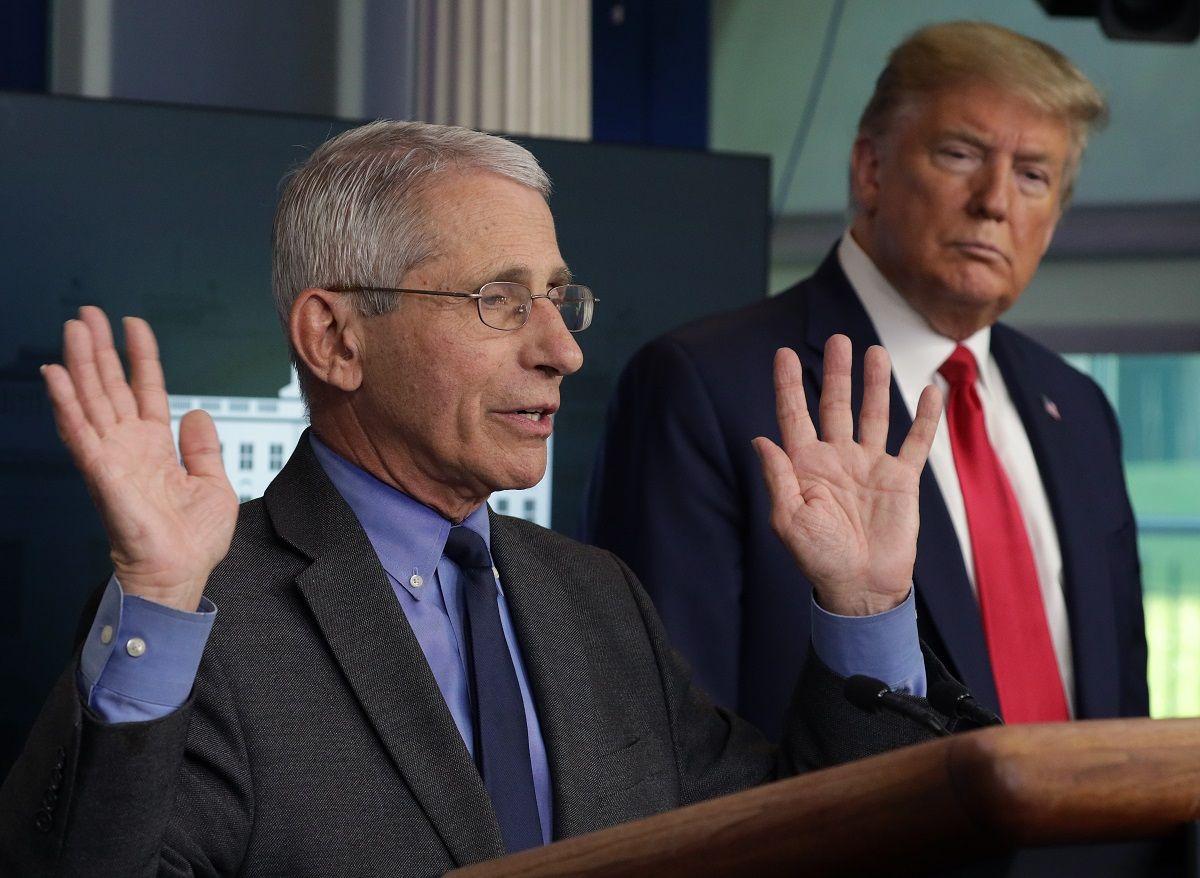 Contagio alla Casa Bianca