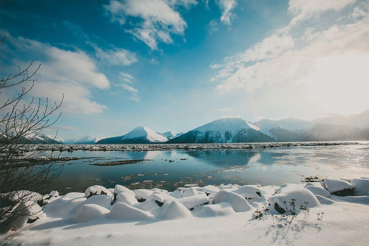 Ghiacciai dell'Alaska