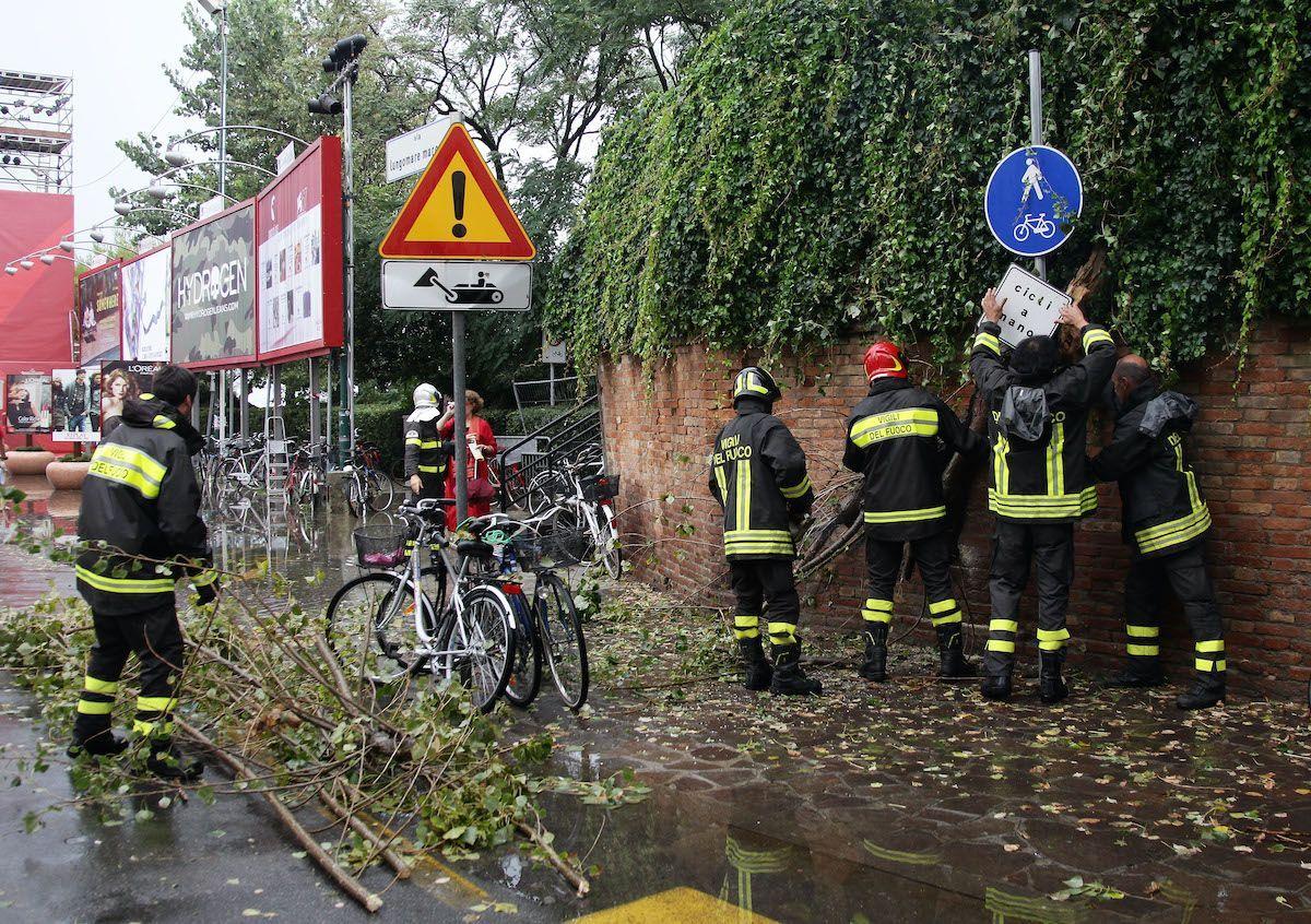 maltempo protezione civile