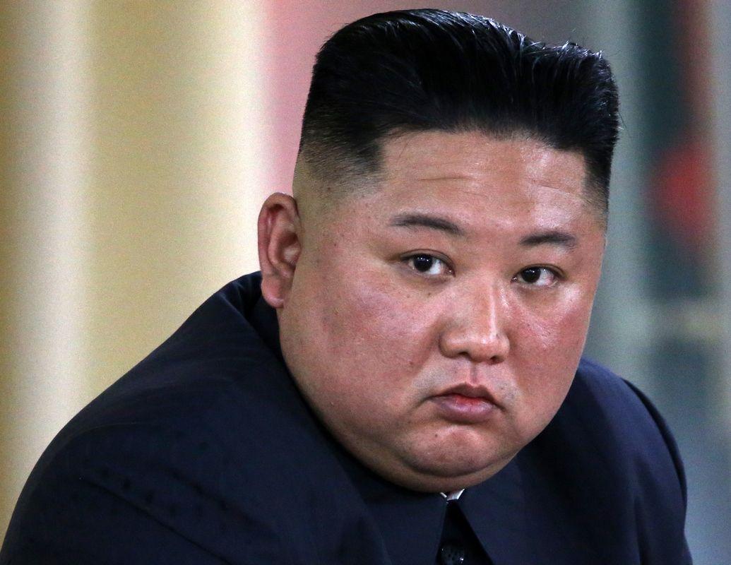Kim jong-un in lacrime