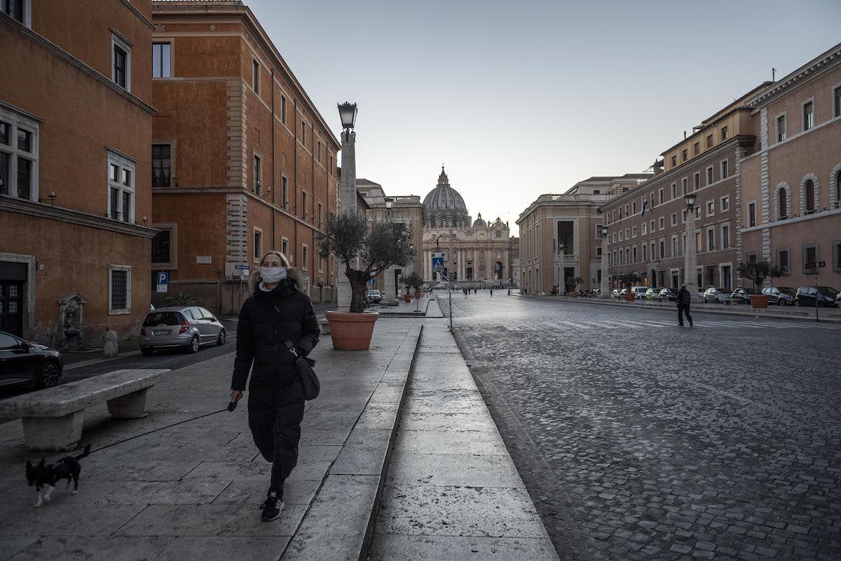 """Coronavirus, D'Amato: """"Coprifuoco anche nel Lazio"""""""