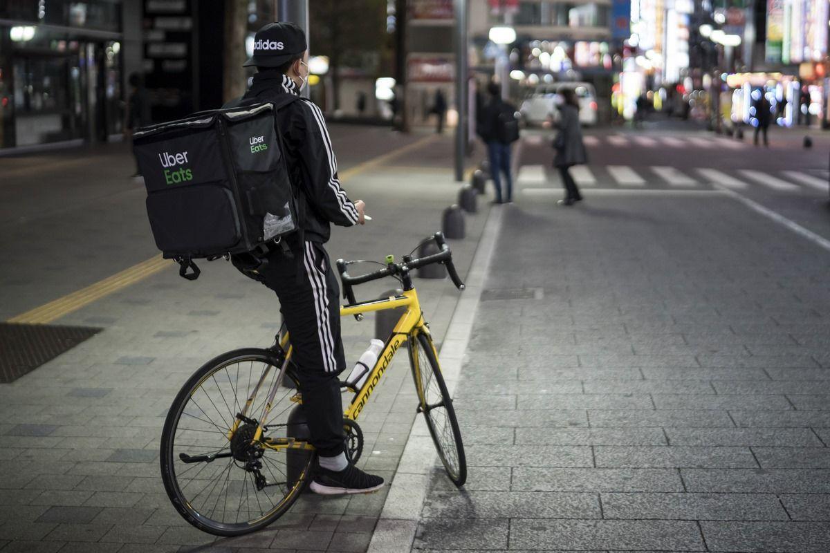 Uber Italy Rider