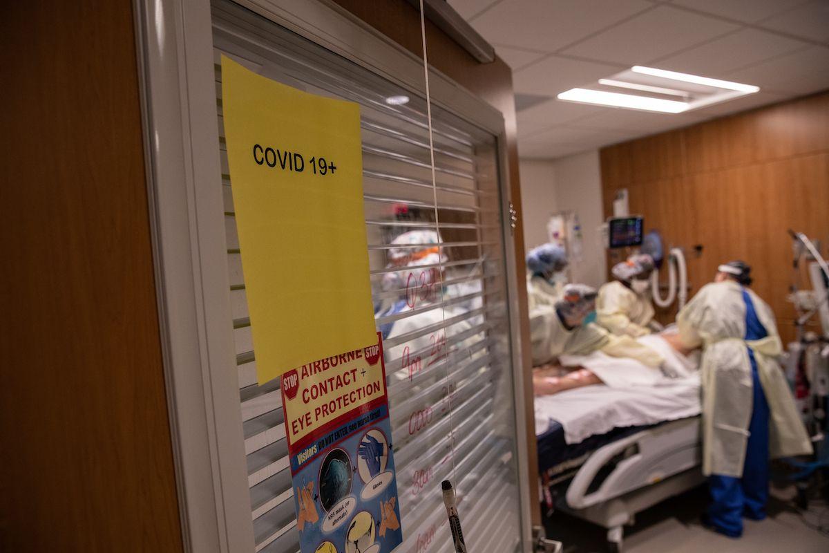 reparto covid-19 coronavirus