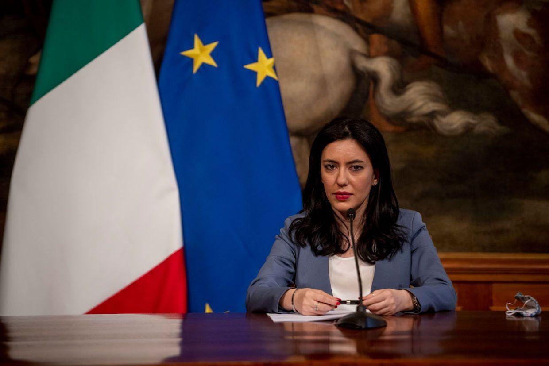 Lucia Azzolina - Ministra dell'istruzione