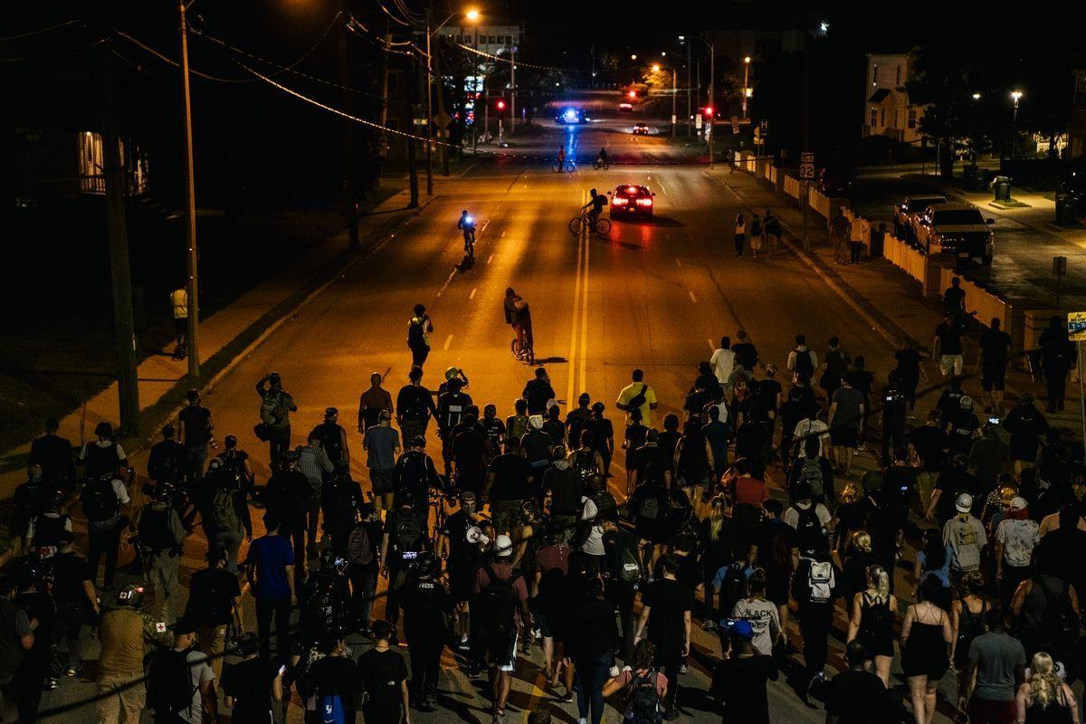 proteste usa