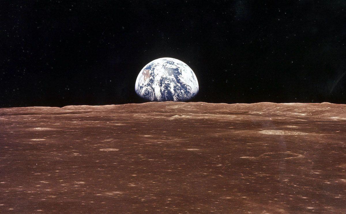 Luna Terra Nasa Spazio