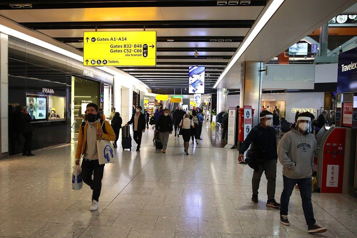 Aeroporto Inghilterra
