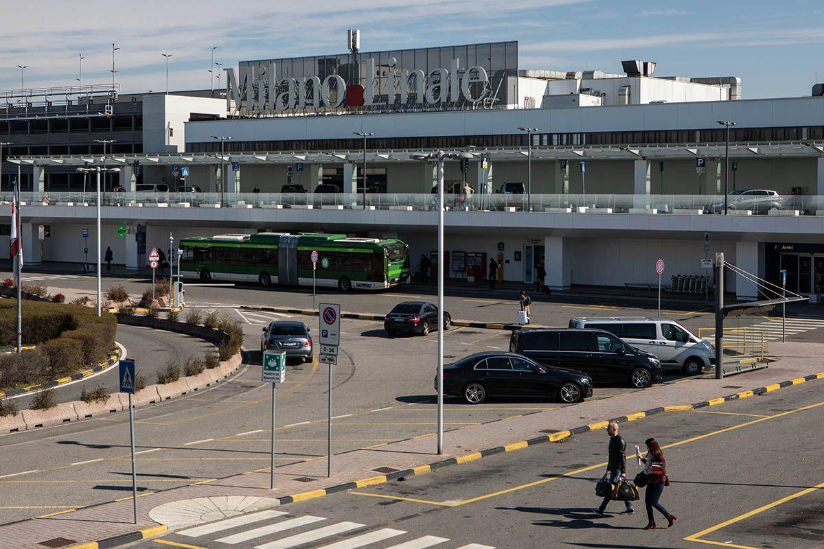 Il traffico degli aeroporti italiani è ai livelli del 1995