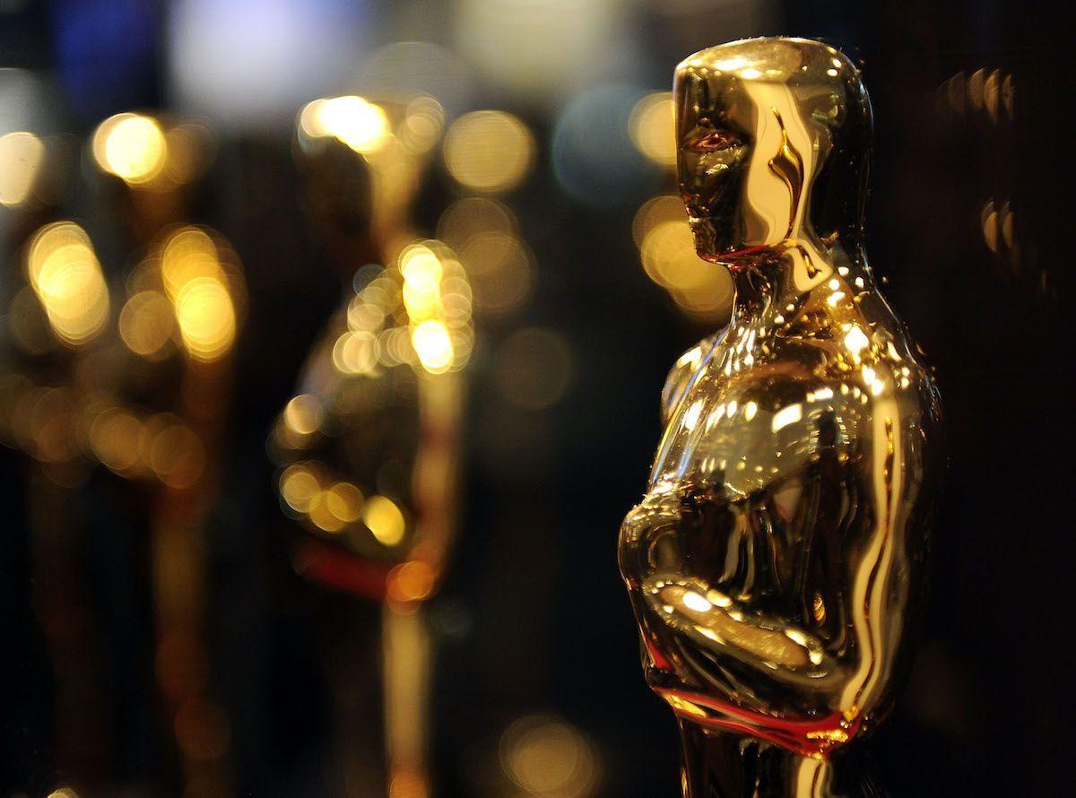 Academy Awards statuette Oscar