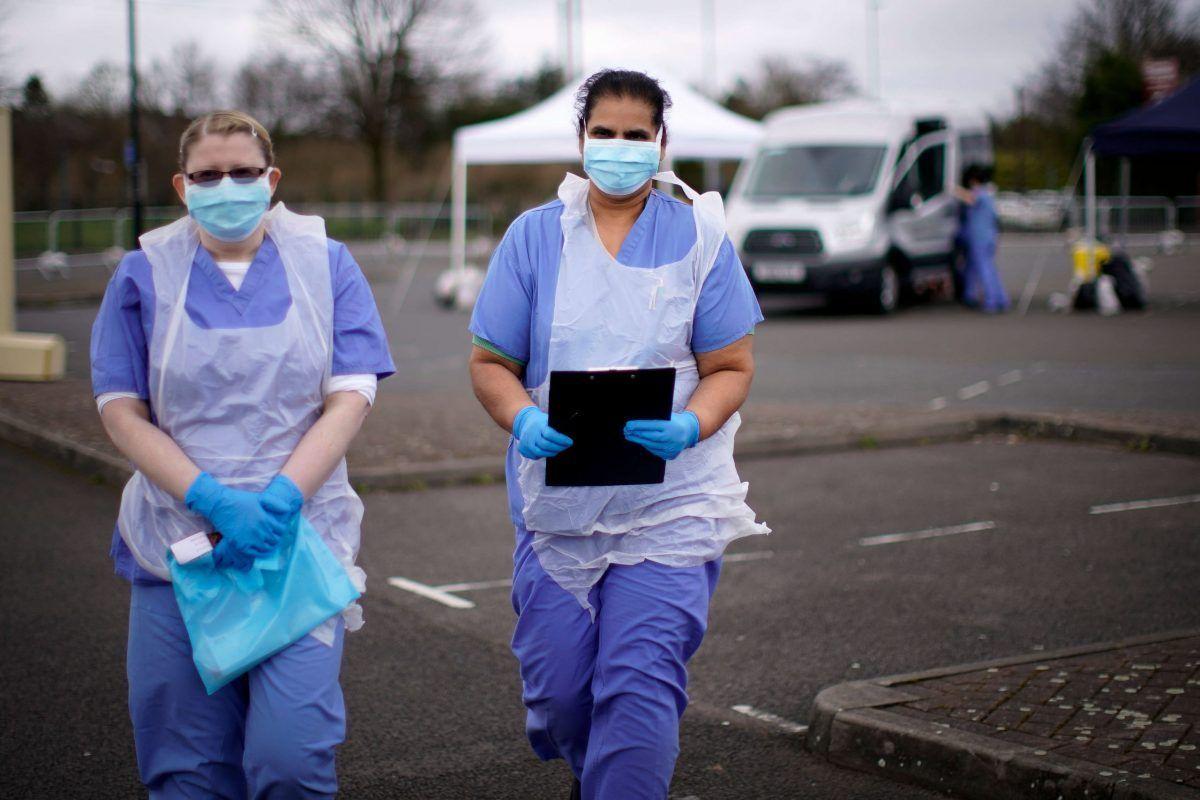 operatori sanitari covid