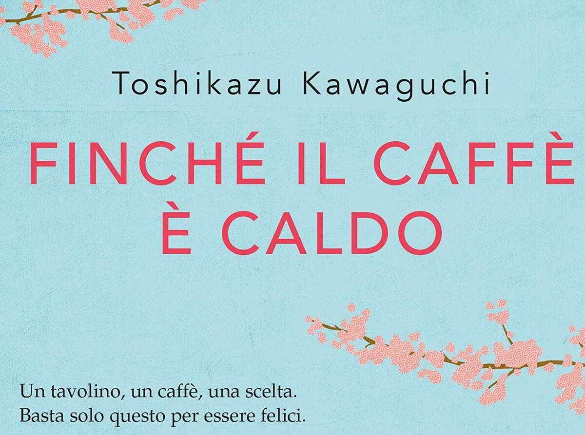 finche il caffe e caldo copertina